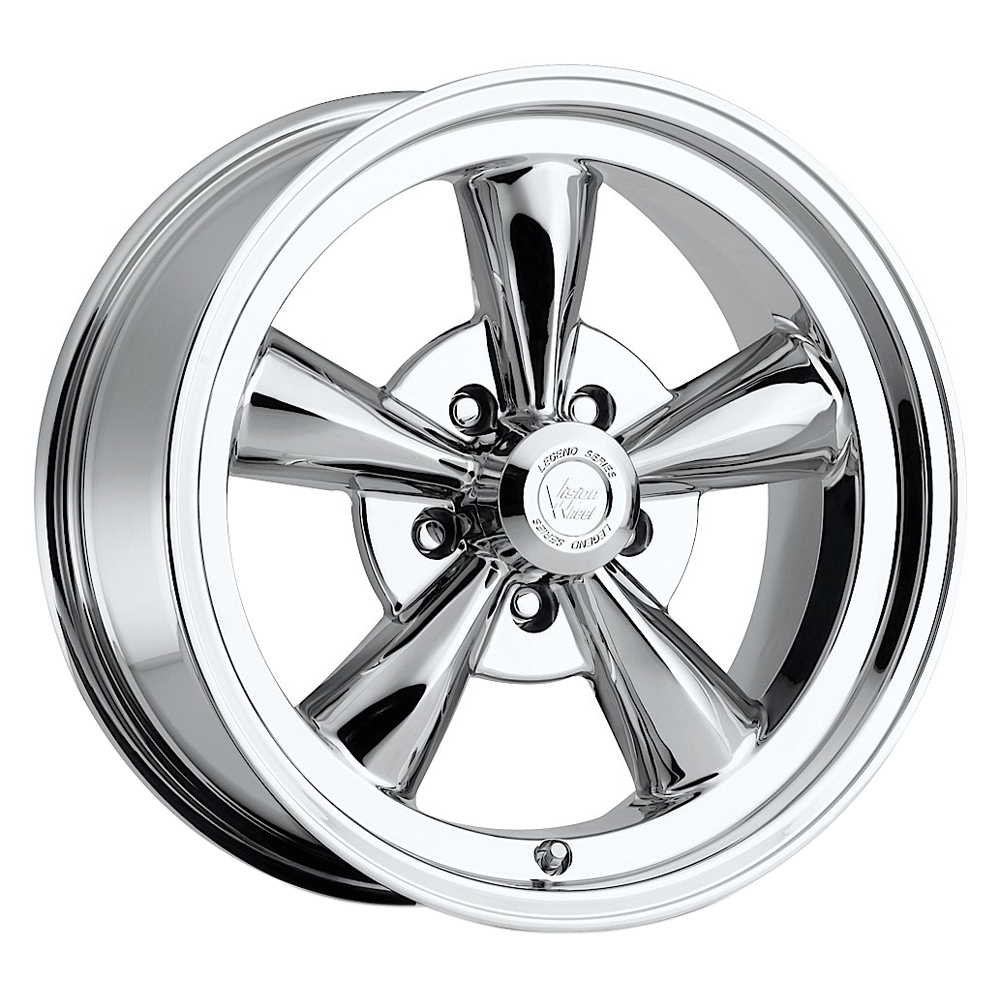 Vision Wheels Legend 5 - Chrome