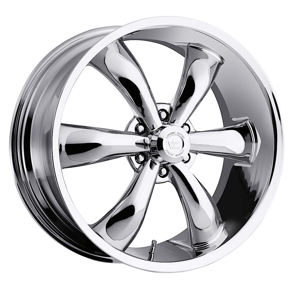 Vision Wheels 142 Legend 6 - Chrome Rim