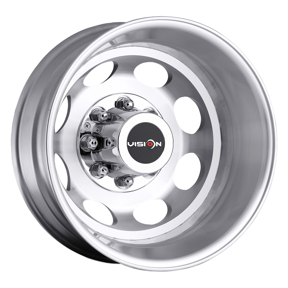 Vision Wheels 181 Hauler Duallie - Machined