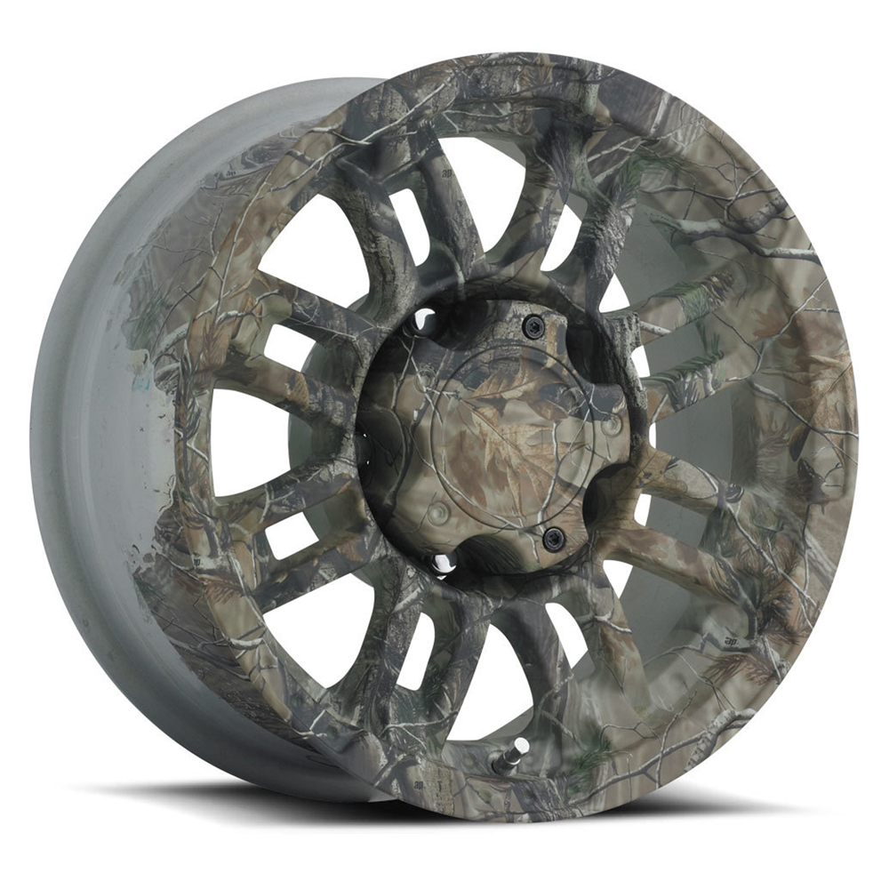 Vision Wheels 375 Warrior - Camo Rim