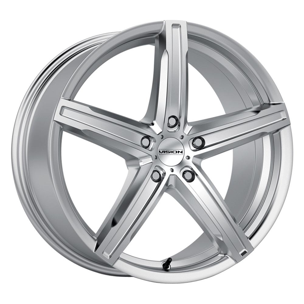 Vision Wheels 469 Boost - Silver Rim