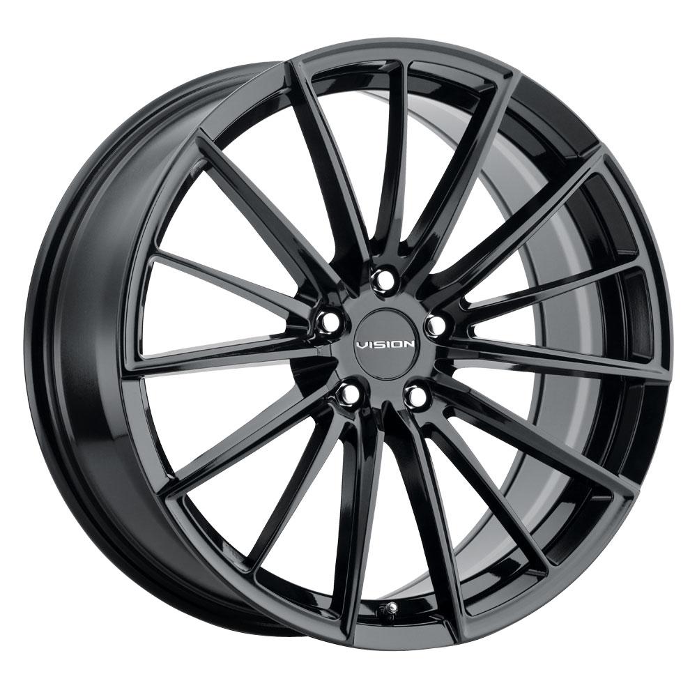473 Axis - Gloss Black