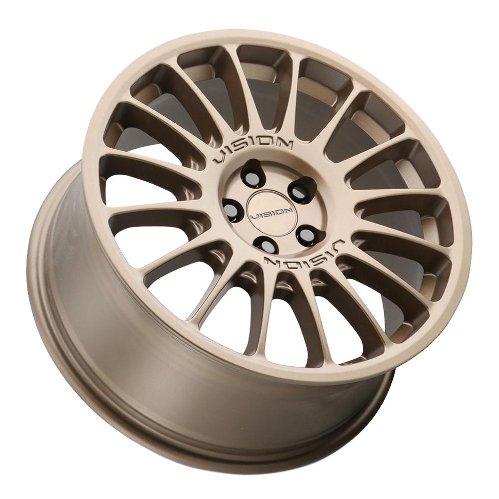 Vision Wheels 477 Monaco - Bronze Rim