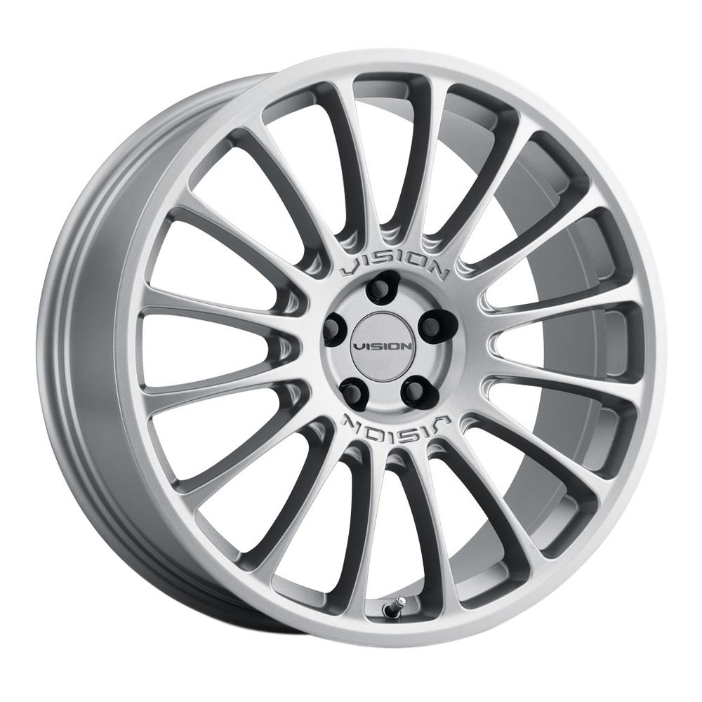 Vision Wheels 477 Monaco - Matte Graphite Rim