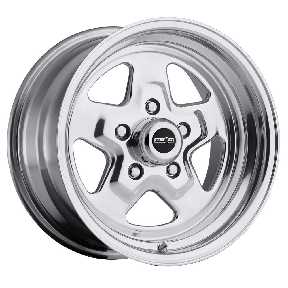 Vision Wheels 521 Nitro - Polished Rim