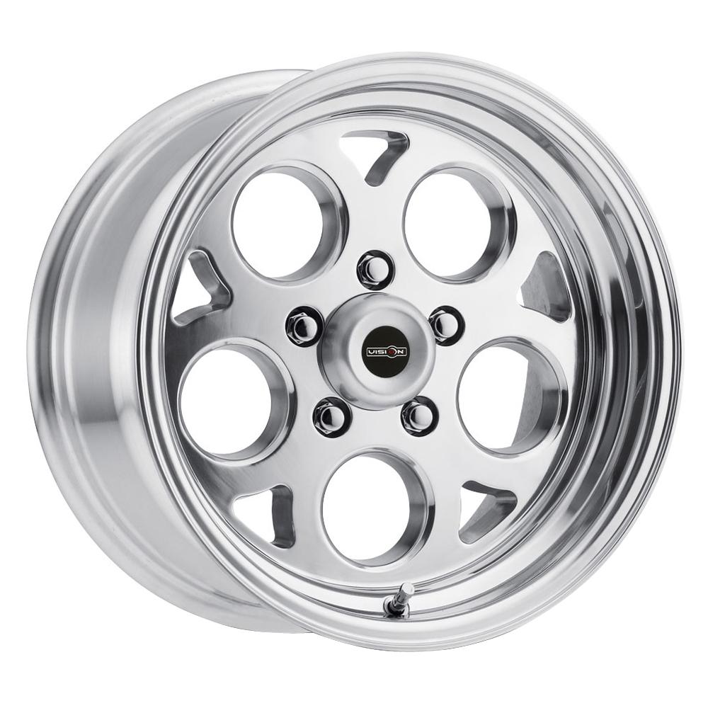 Vision Wheels Sport Mag - Polished