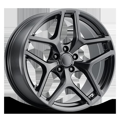 Replica by Voxx Wheels Camaro 28Z - Gloss Black Rim