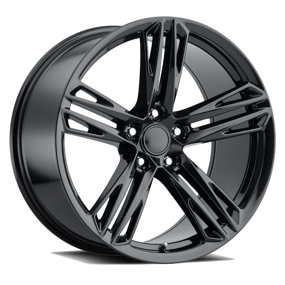 Replica by Voxx Wheels Camaro ZL1-1LF - Gloss Black Rim