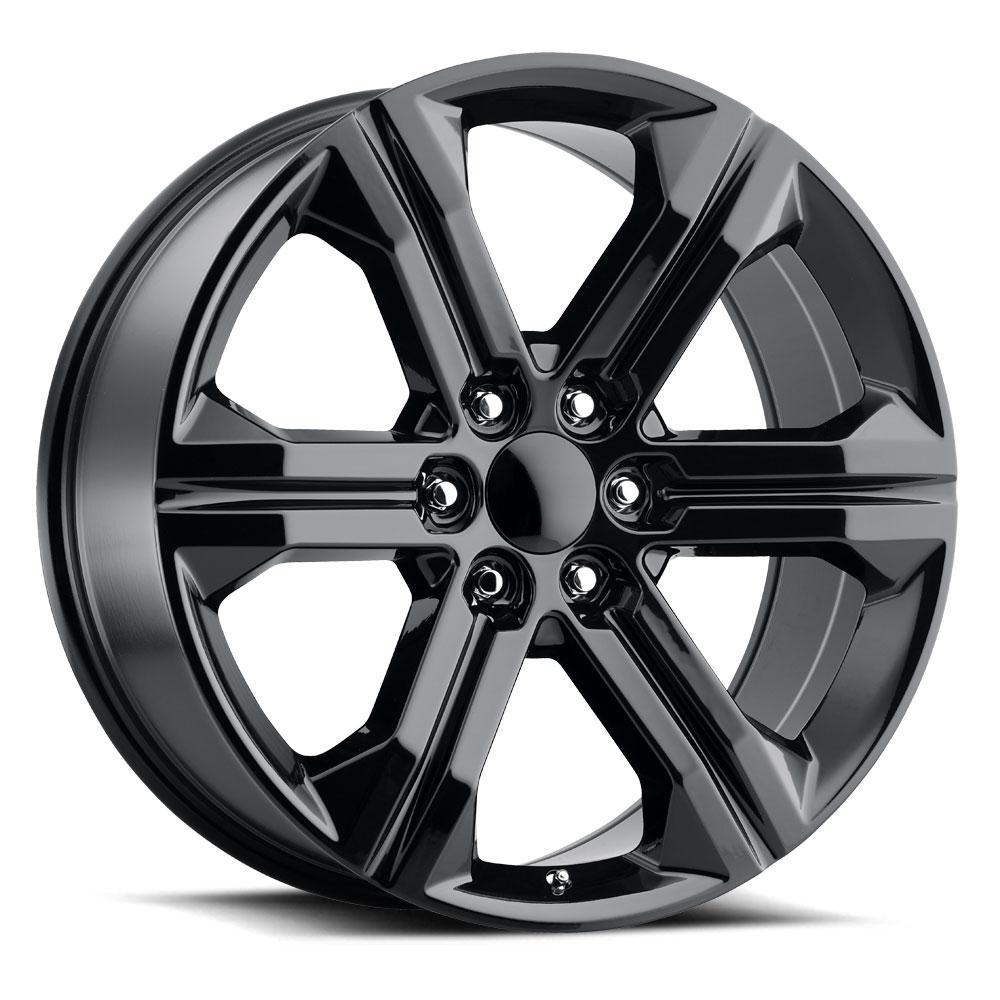 Replica by Voxx Wheels Denali 3 - Gloss Black Rim