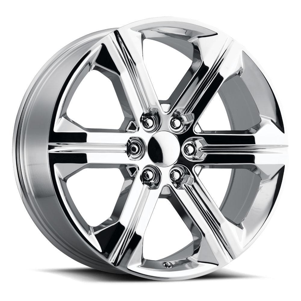 Replica by Voxx Wheels Denali 3 - Chrome Rim