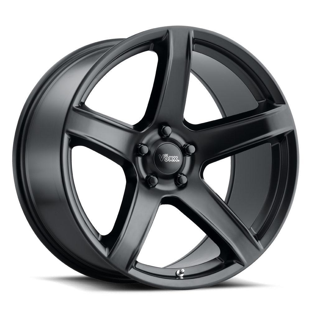 Replica by Voxx Wheels Hellcat 2 - Matte Black Rim