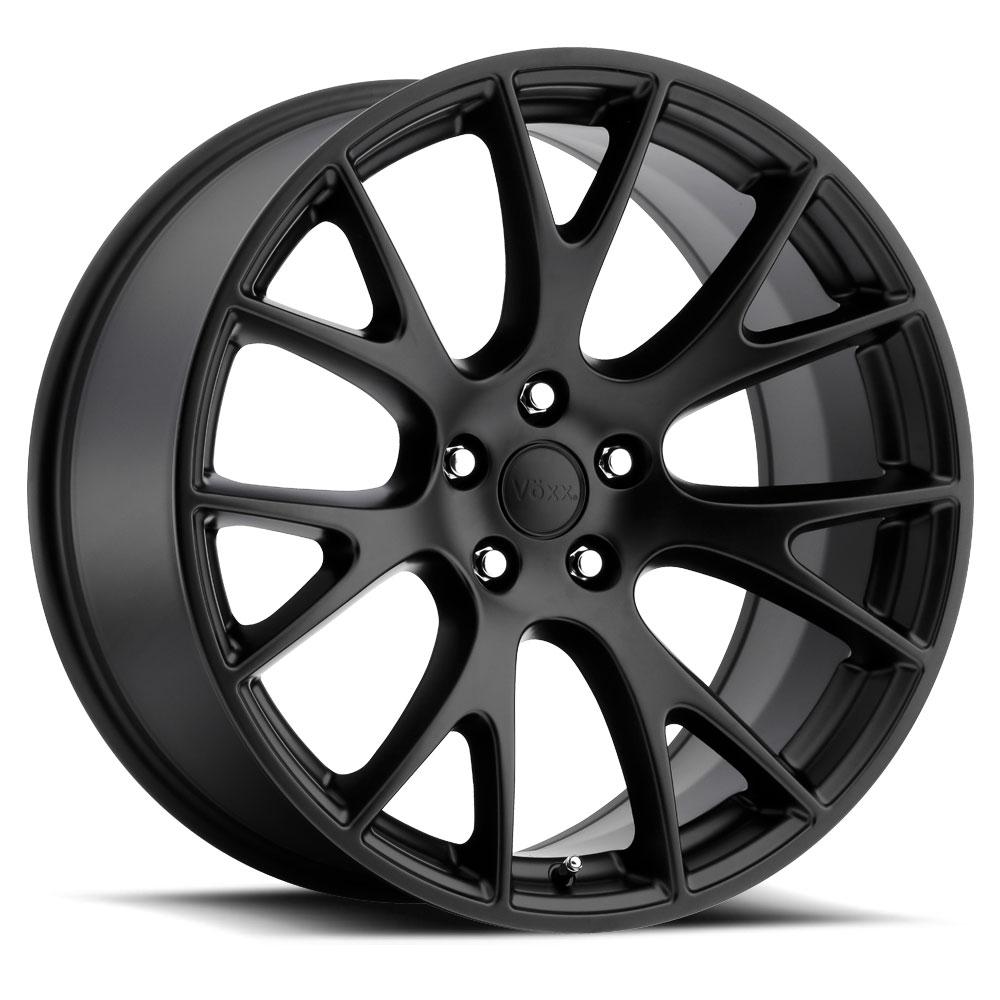 Replica by Voxx Wheels Hellcat - Gloss Black Rim