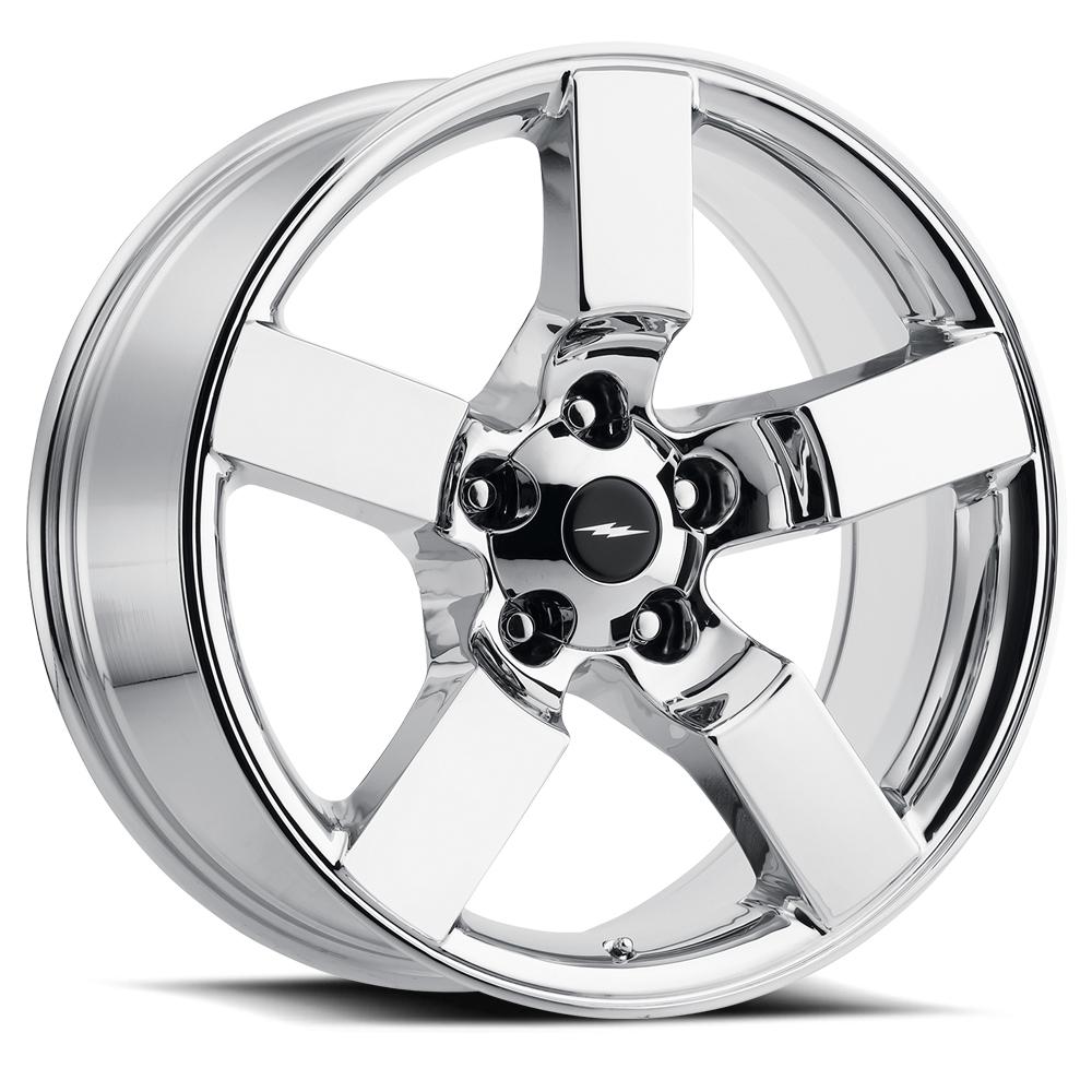 Replica by Voxx Wheels Lightning - Chrome Rim