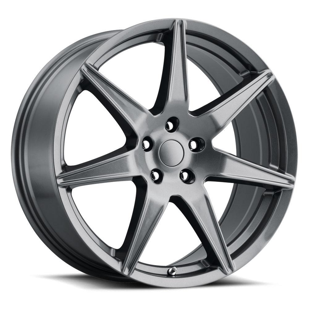 Replica by Voxx Wheels Mustang GT500 - Gun Metal Rim