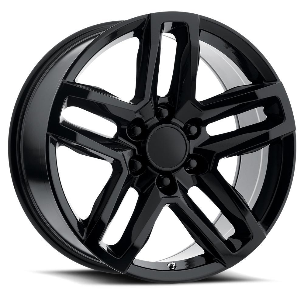 Replica by Voxx Wheels Trail Boss - Gloss Black Rim