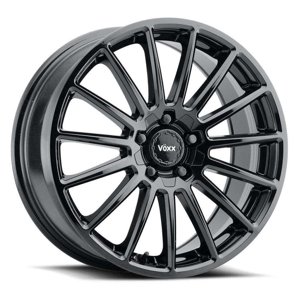 Voxx Wheels Casina - Gloss Black Rim