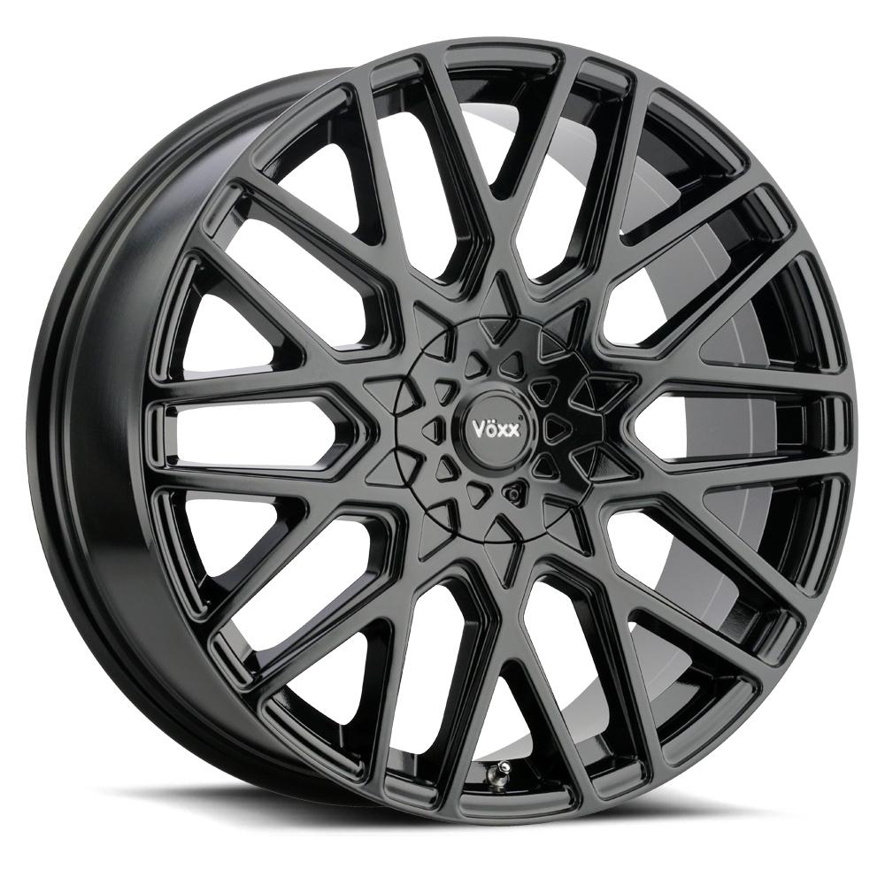 Voxx Wheels Forti - Gloss Black Rim