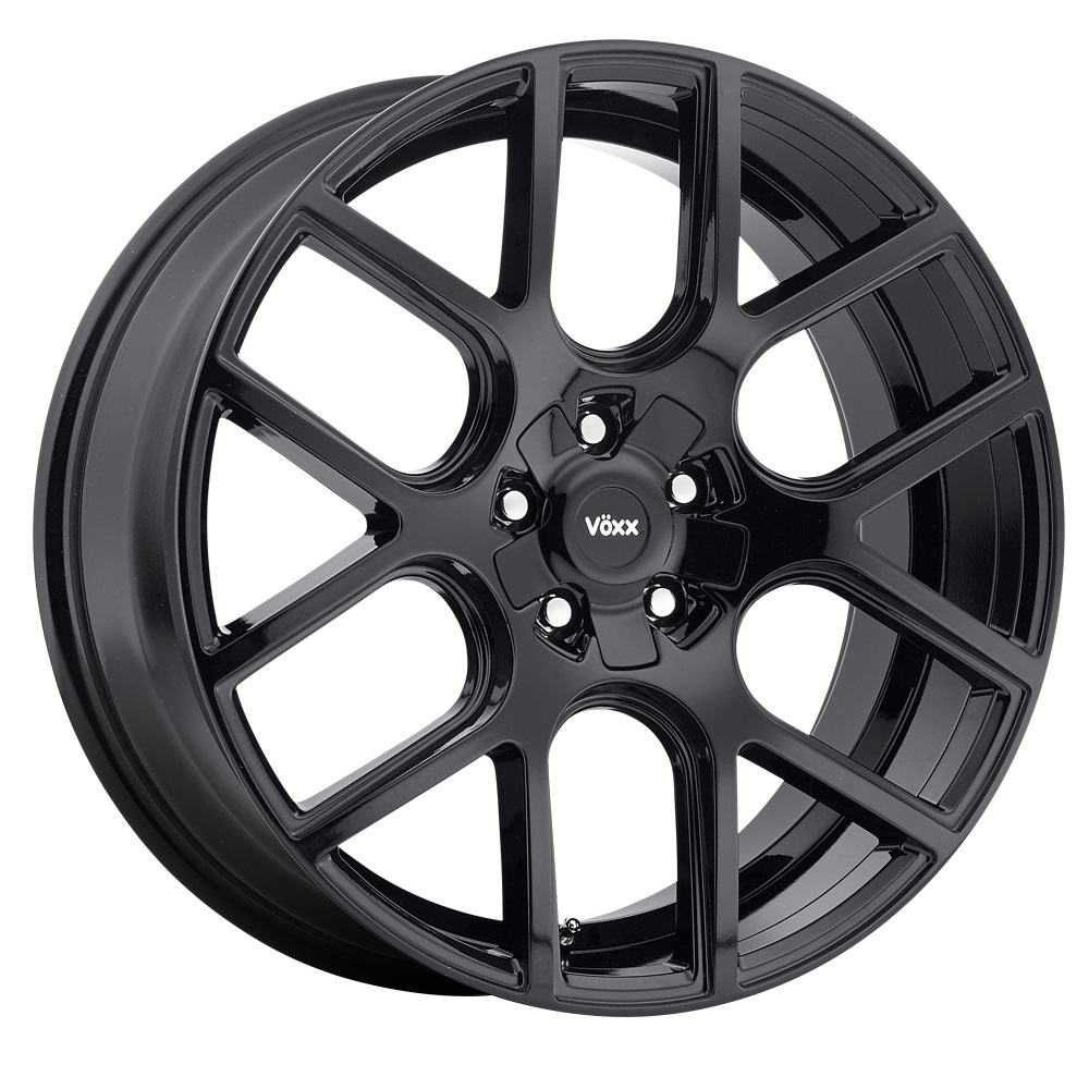 Voxx Wheels Lago - Gloss Black Rim