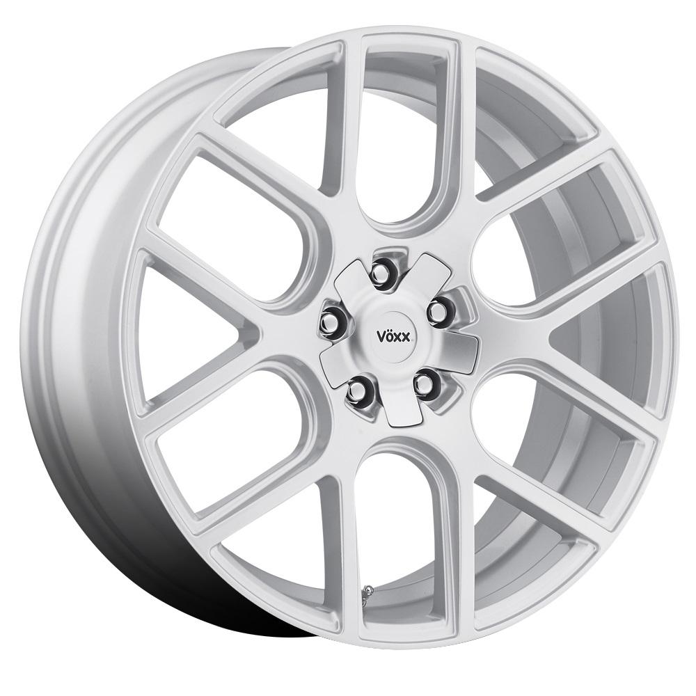 Voxx Wheels Lago - Silver Rim