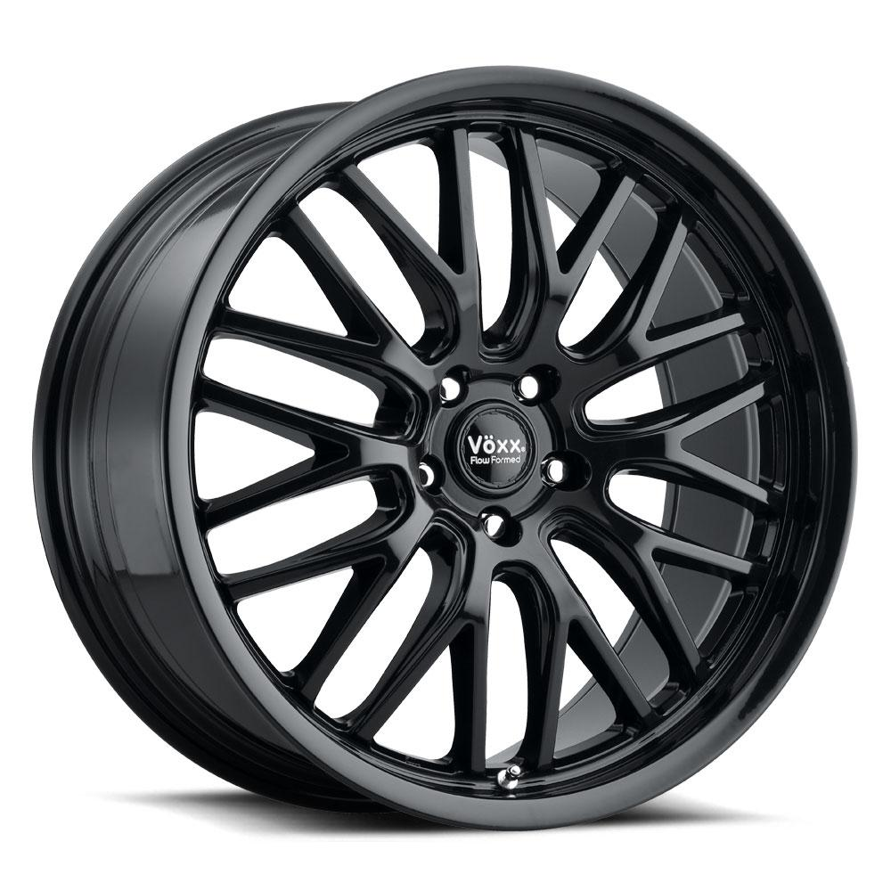 Voxx Wheels Masi - Gloss Black Rim