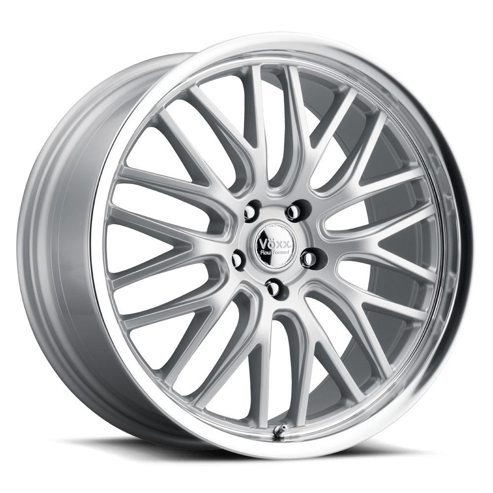 Voxx Wheels Masi - Silver Mirror Mach Lip Rim