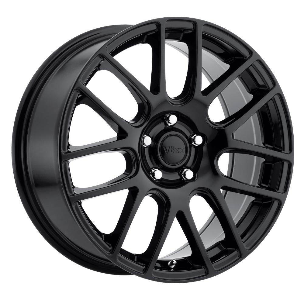 Voxx Wheels Nova - Gloss Black Rim