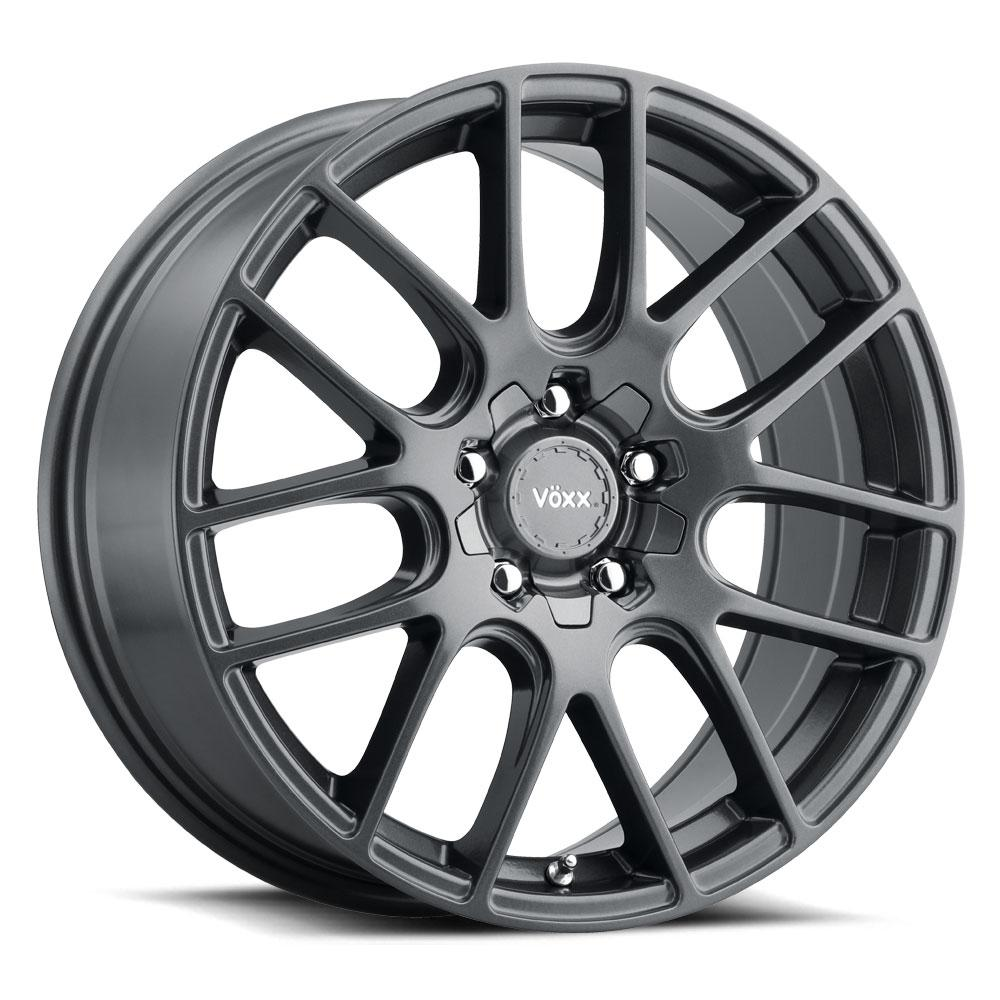 Voxx Wheels Orso - Gun Metal Rim