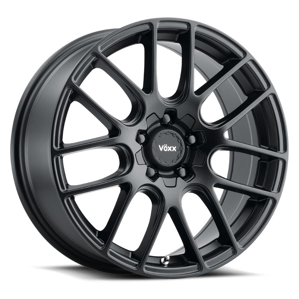 Voxx Wheels Orso - Matte Black Rim