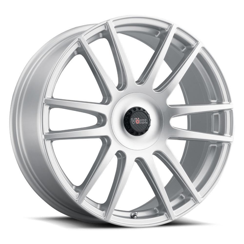 Voxx Wheels Pisa - Silver Rim