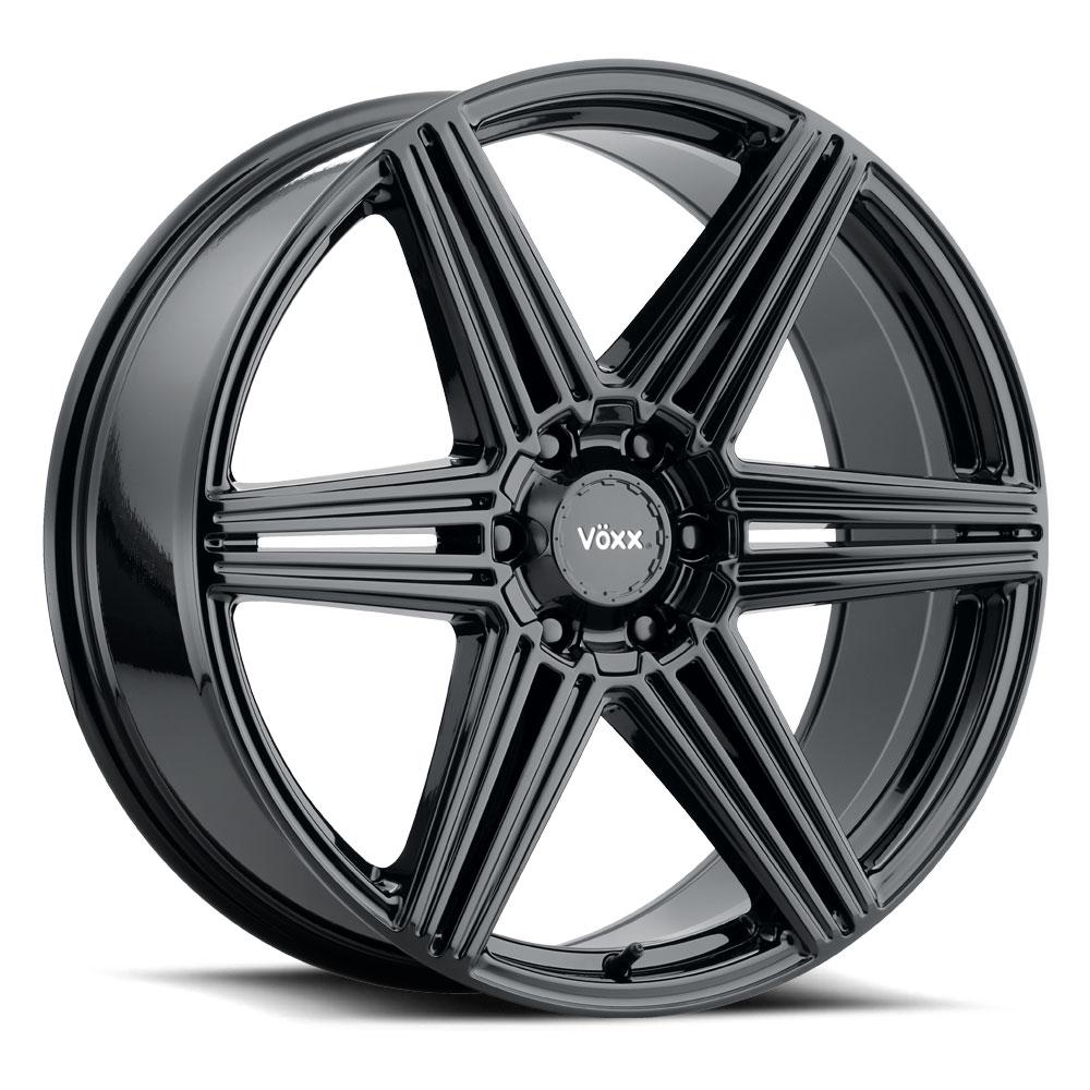 Voxx Wheels Sotto - Gloss Black Rim