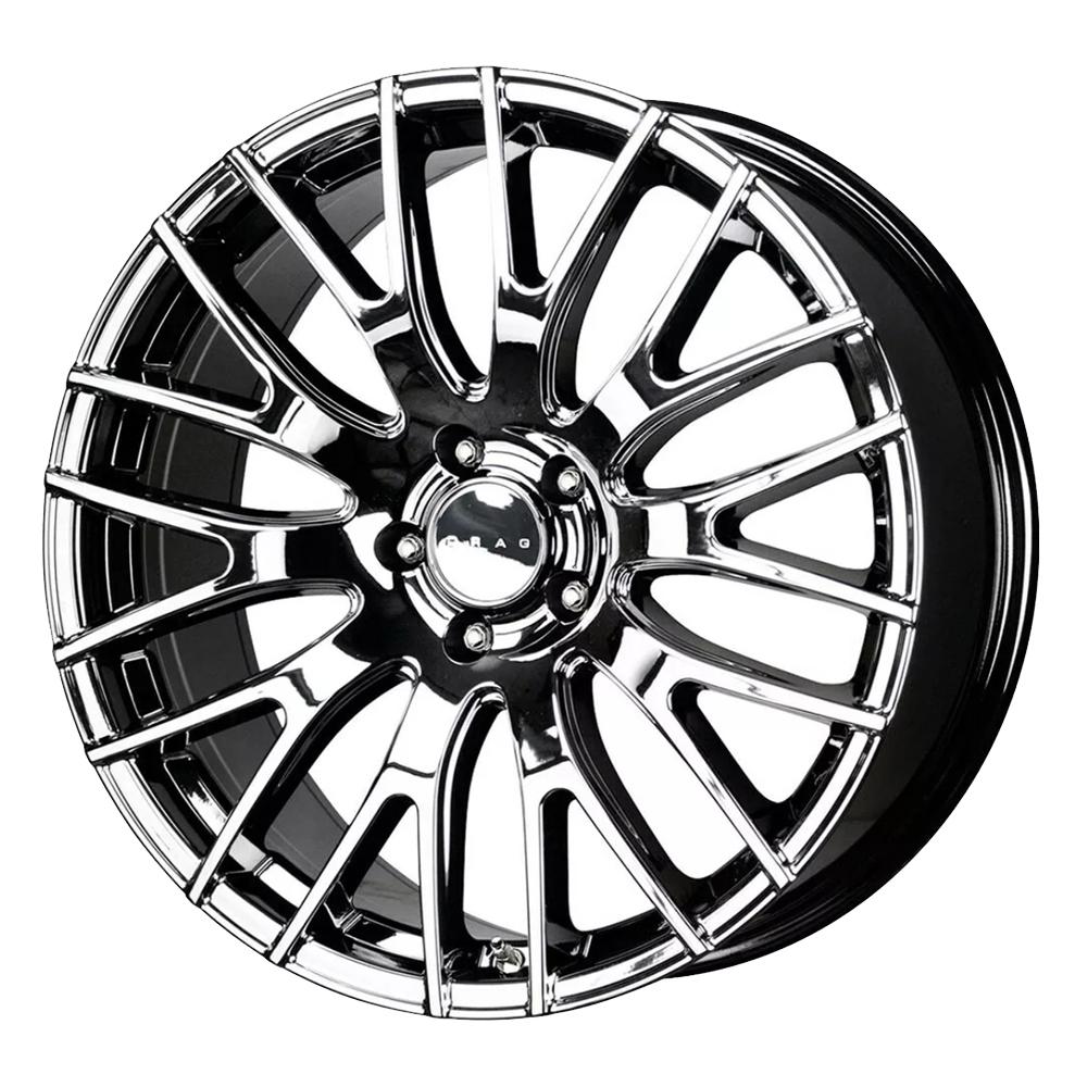 Drag Wheels DR69 - Virtual Chrome Rim