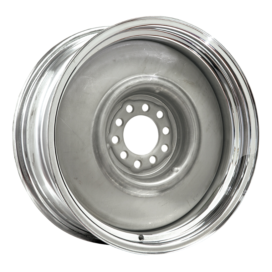 Wheel Vintiques 01 Nurodder - Chrome/Bare Rim