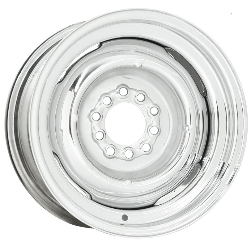 Wheel Vintiques 16 Series Gennie - Chrome Rim
