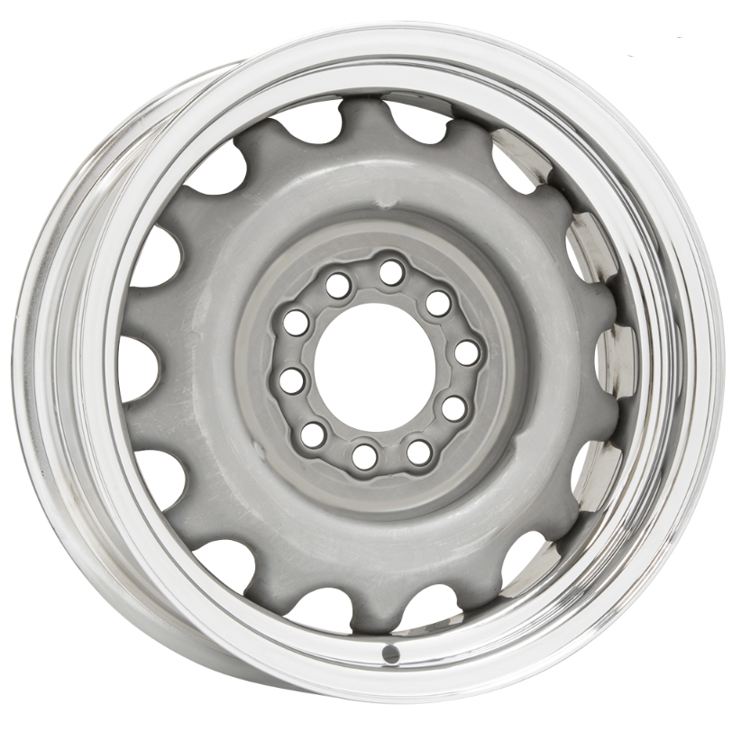Wheel Vintiques 18 Artillery - Chrome/Bare Rim