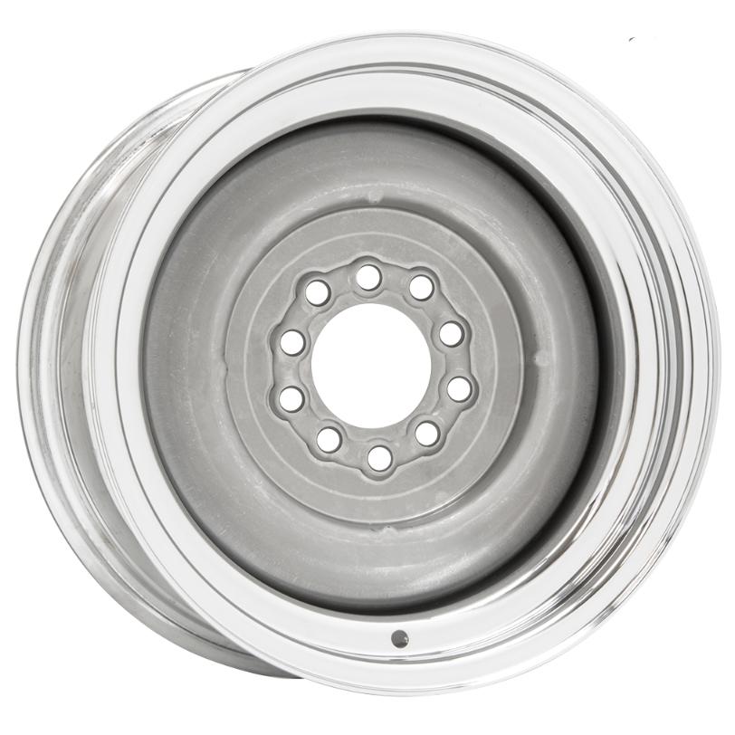 Wheel Vintiques 21 - Chrome/Bare Rim