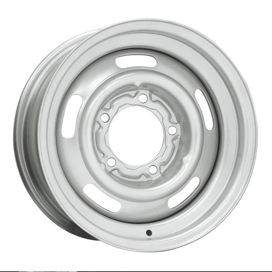 41 Series 5 Lug Pickup Rallye - Silver