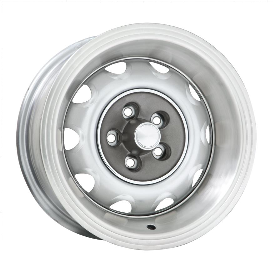 Wheel Vintiques 61 Rallye - Silver Rim