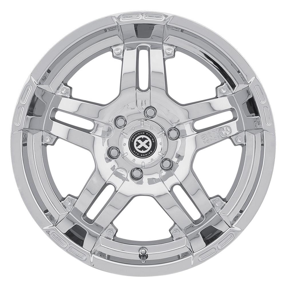 ATX Wheels AX181 Artillery - Chrome Rim