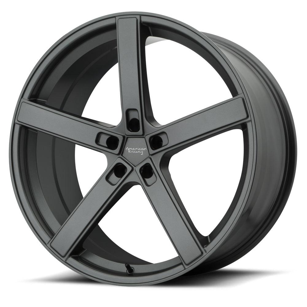 American Racing Wheels AR920 Blockhead - Charcoal Rim