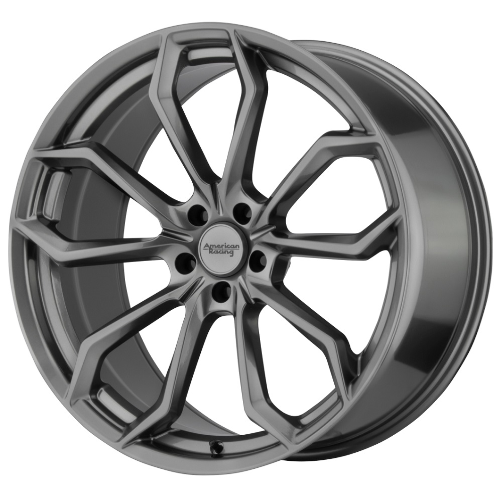 American Racing Wheels AR932 Splitter - Graphite Rim