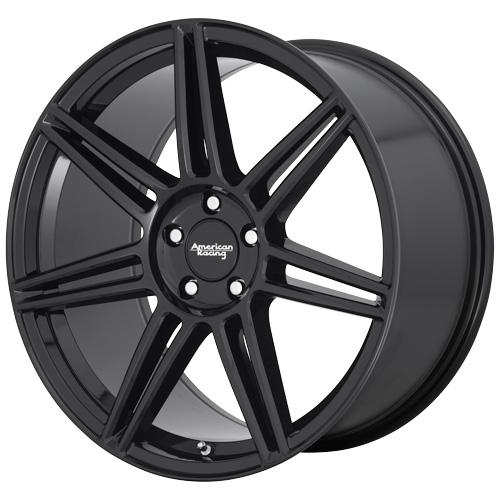 American Racing Wheels AR935 REDLINE - Gloss Black Rim
