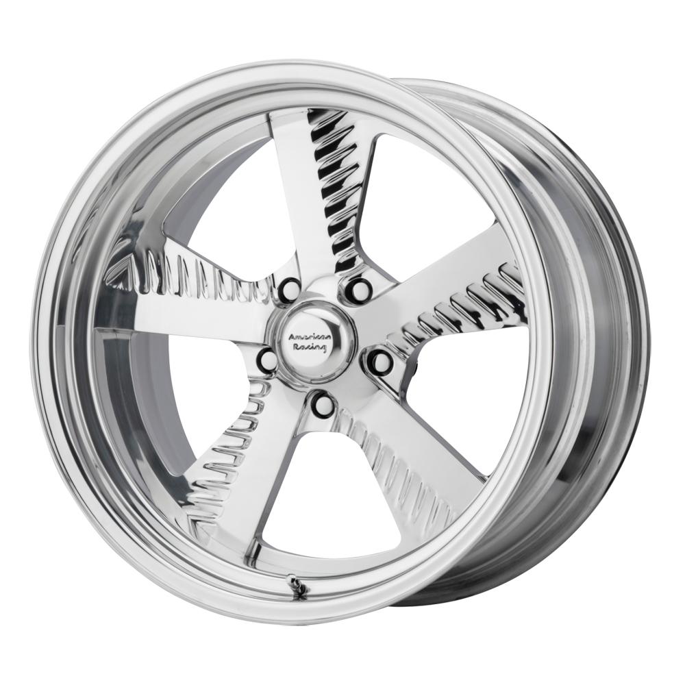 American Racing Wheels VF200 - Polished Rim