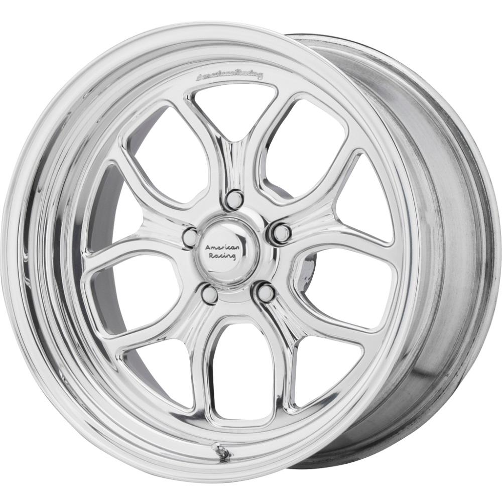 American Racing Wheels VF201 - Polished Rim