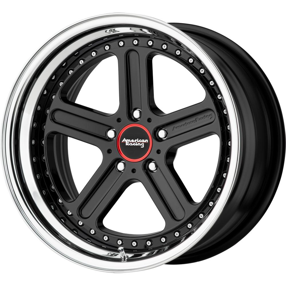 American Racing Wheels VF310 - Custom Finishes Rim - 19x7