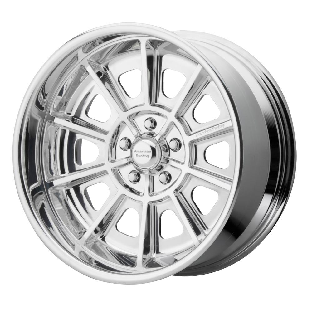 American Racing Wheels VF527 - Polished Rim