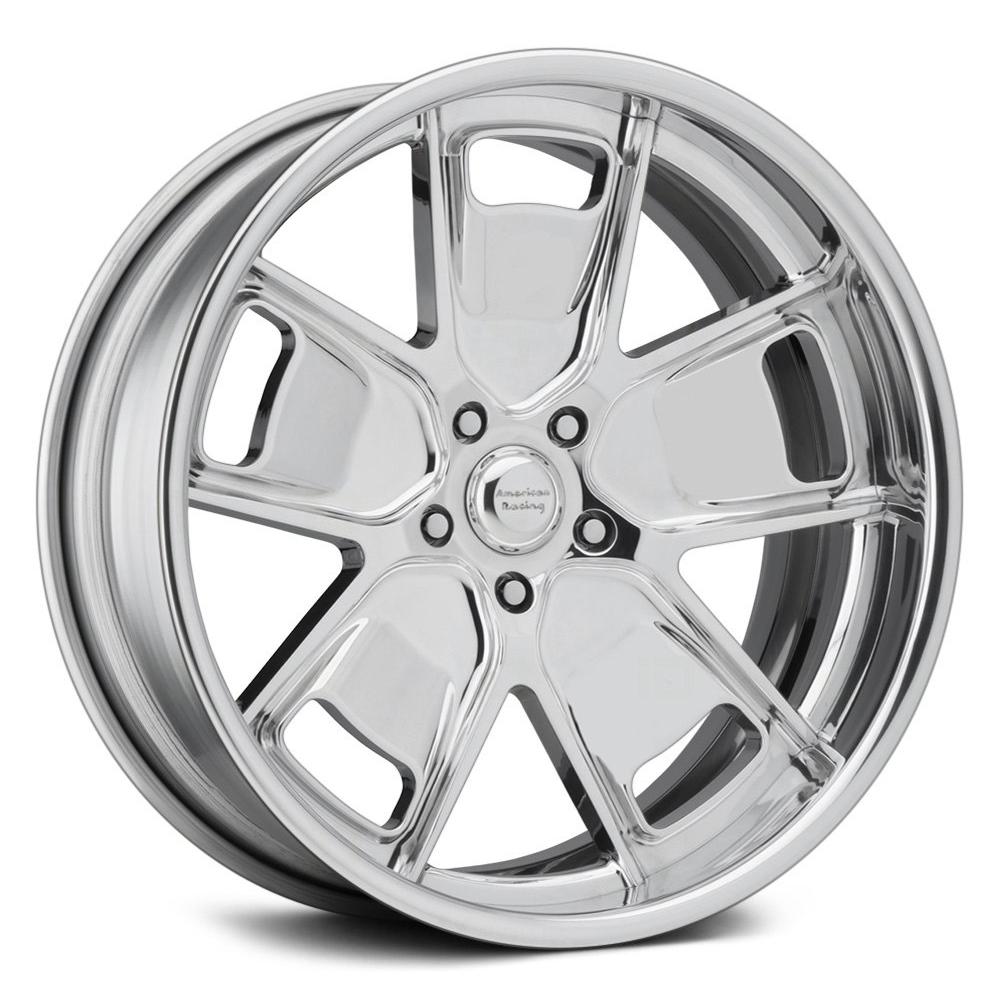 American Racing Wheels VF528 - Polished Rim