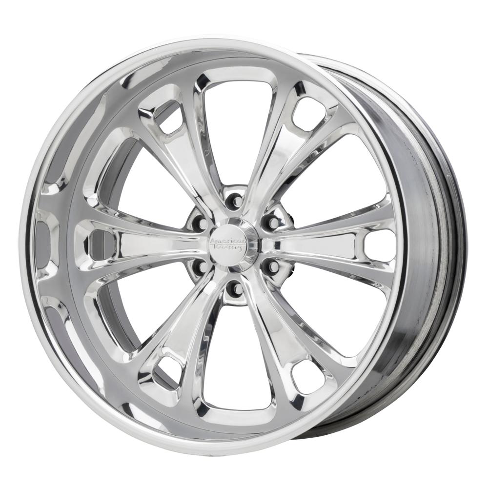 American Racing Wheels VF530 - Polished Rim