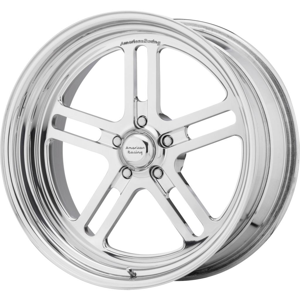 American Racing Wheels VF535 - Polished Rim