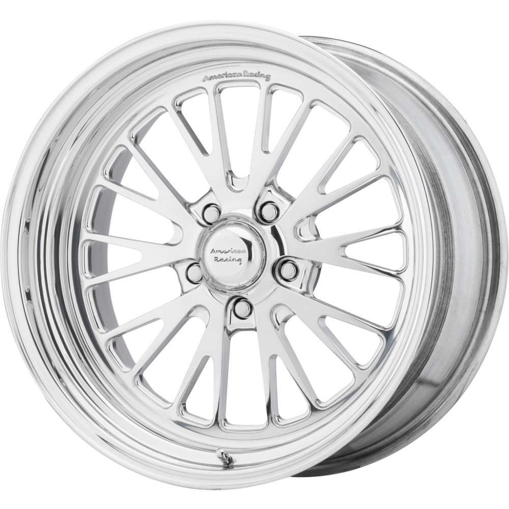 American Racing Wheels VF537 - Polished Rim
