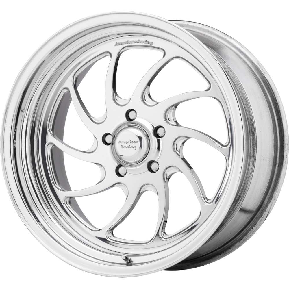 American Racing Wheels VF539 - Polished Rim